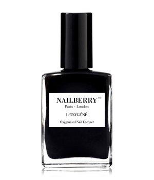 Nailberry L'Oxygéné Black Berry Nagellack für Damen