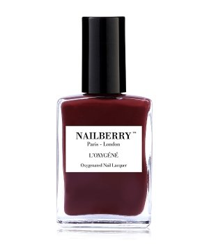 Nailberry L'Oxygéné Dial M for Maroon Nagellack für Damen