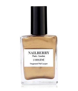 Nailberry L'Oxygéné Goldleaf Nagellack für Damen