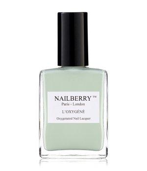 Nailberry L'Oxygéné Minty Fresh Nagellack für Damen