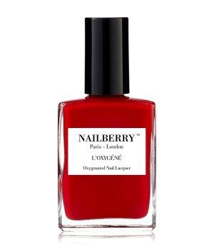 Nailberry L'Oxygéné Rouge Nagellack für Damen