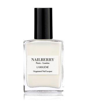 Nailberry L'Oxygéné White Mist Nagellack für Damen