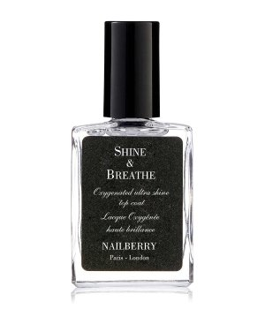 Nailberry Shine & Breathe Oxygenated Ultra Shine Nagelüberlack 15 ml No_Color
