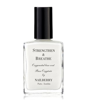 Nailberry Strengthen & Breathe Oxygenated Nagelunterlack für Damen