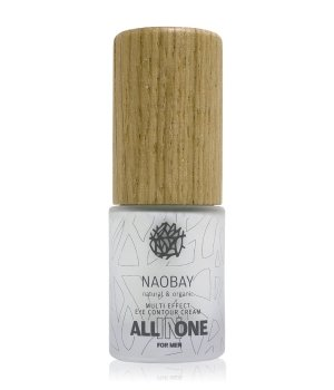 NAOBAY All in One For Men Augencreme für Herren