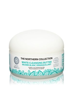 NATURA SIBERICA The Northern Collection White Cleansing Gesichtsbutter