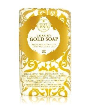 Nesti Dante 60th Anniversary Gold Leaf Stückseife für Damen und Herren