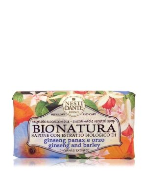 Nesti Dante Bio Natura Panax Gingseng & Barley Stückseife für Damen