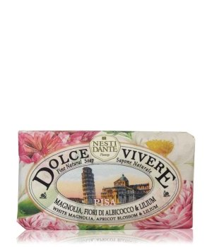 Nesti Dante Dolce Vivere Pisa Stückseife für Damen