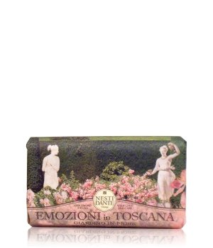 Nesti Dante Emozione in Toscana Giardino Fiorito Stückseife für Damen und Herren