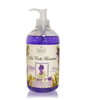 Nesti Dante Fiorentini Tuscan Lavender Flüssigseife für Damen