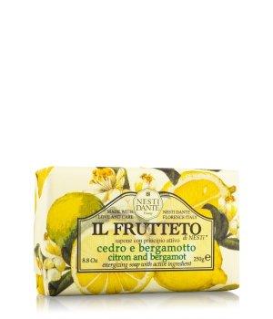Nesti Dante Il Frutteto Citron & Bergamotte Stückseife für Damen und Herren