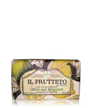 Nesti Dante Il Frutteto Citron & Bergamotte Stückseife für Damen