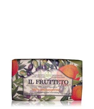 Nesti Dante Il Frutteto Olive & Tangerine Stückseife für Damen und Herren