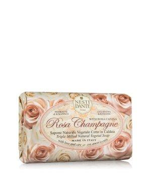 Nesti Dante Le Rose Champagne Stückseife für Damen und Herren