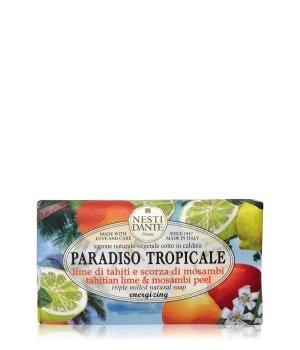 Nesti Dante Paradiso Tropicale Lime & Mosambi Peel Stückseife für Damen
