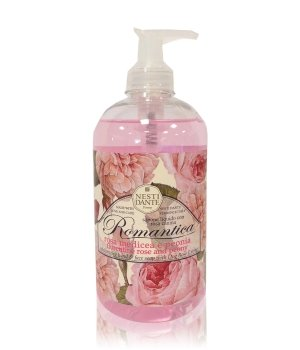 Nesti Dante Romantica Rose and Peony Flüssigseife für Damen