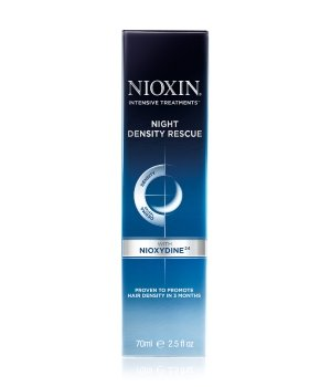 Nioxin Night Density Rescue  Haarserum für Damen und Herren