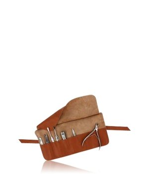 Nippes Classic Braun Maniküre-Set Unisex