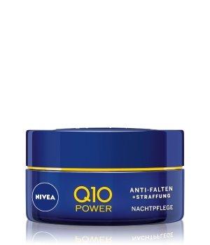 NIVEA Q10 Power Anti-Falten + Straffung Nachtcreme für Damen