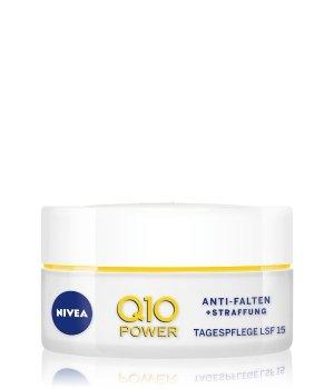 NIVEA Q10 Power Anti-Falten + Straffung Tagescreme für Damen