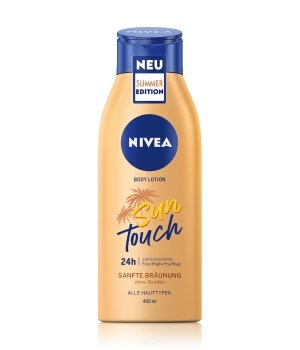 NIVEA Sun Touch Sanfte Bräune Bodylotion für Damen