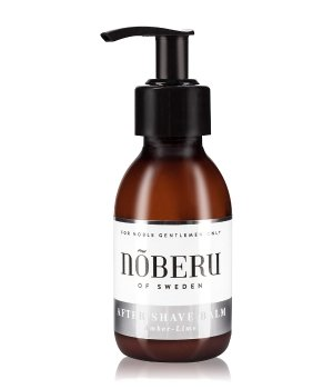 Nõberu of Sweden Amber-Lime  After Shave Balsam für Herren