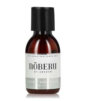 Nõberu of Sweden Amber-Lime Hair & Body Duschgel für Herren