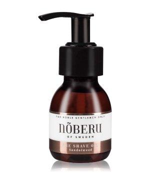 Nõberu of Sweden Sandalwood  Pre Shave Öl für Herren