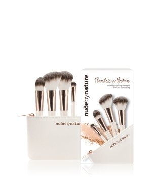 Nude by Nature Flawless Brush Collection Pinselset für Damen