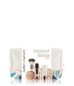 Nude by Nature Radiant Good For You Complexion Collection   Gesicht Make-up Set für Damen