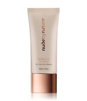 Nude by Nature Sheer Glow  BB Cream für Damen