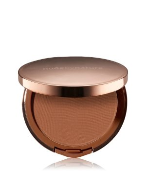 Nude by Nature Natural Matte Pressed Bronzer Bronzingpuder für Damen