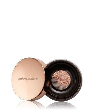 Nude by Nature Radiant Loose Powder Foundation Mineral Make-up für Damen