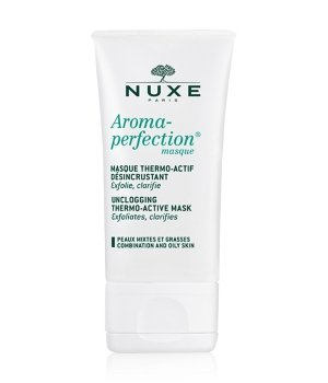 NUXE Aroma Perfection Masque Thermo-Actif Gesichtsmaske für Damen