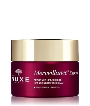 NUXE Merveillance® Expert Crème Lift Nuit Nachtcreme für Damen