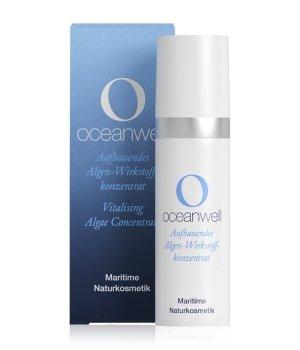 Oceanwell Basic.Line Aufbauendes Algen-Wirkstoffkonzentrat Gesichtsserum für Damen und Herren