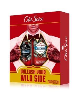 Old Spice Wolfthorn  Körperpflegeset für Herren