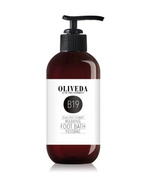 Oliveda Body Care B19 Relaxing Fußbad für Damen