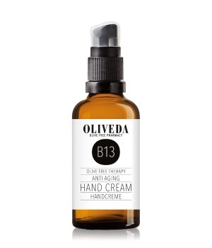 Oliveda Body Care B13 Anti Aging Handcreme für Damen