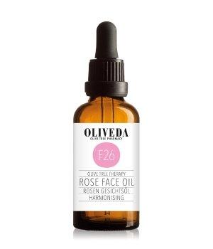 Oliveda Face Care Rosen Gesichtsöl für Damen und Herren