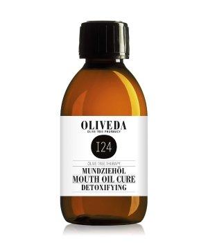 Oliveda Inside Care I24 Detoxifying Mundziehöl Mundspülung für Damen und Herren