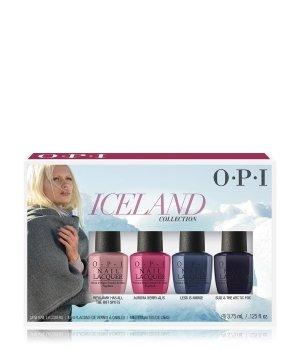 OPI Iceland Mini Nagellack-Set für Damen