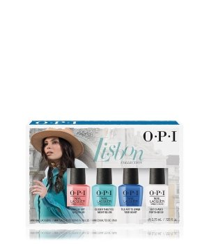OPI Lisbon Collection Mini Nagellack-Set 1 Stk