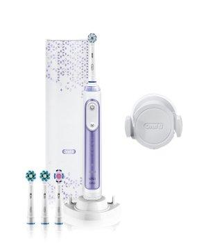Oral-B GeniusX 10100S Orchid Purple Elektrische Zahnbürste für Damen und Herren