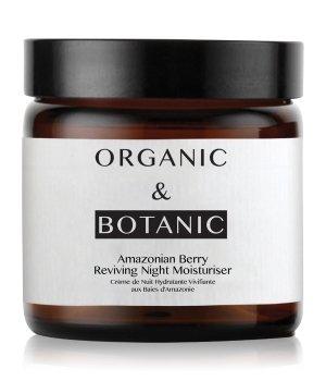 Organic & Botanic Amazonian Berry Reviving Nachtcreme für Damen und Herren