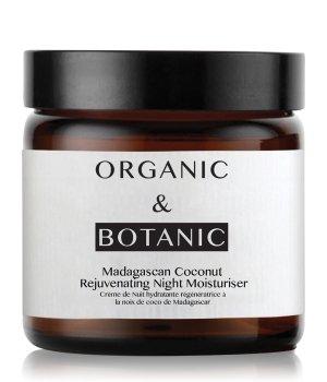 Organic & Botanic Madagascan Coconut Rejuvenating Nachtcreme für Damen und Herren
