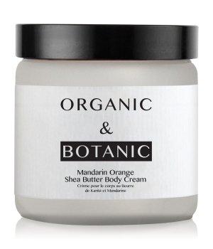 Organic & Botanic Mandarin Orange Shea Butter Körpercreme für Damen und Herren
