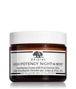 Origins High-Potency Night-A-Mins Resurfacing Cream With Fruit Derived Ahas Nachtcreme Unisex