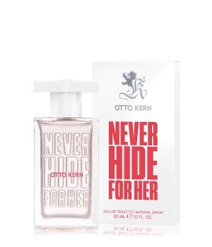 Otto Kern Never Hide For Her Eau de Toilette für Damen